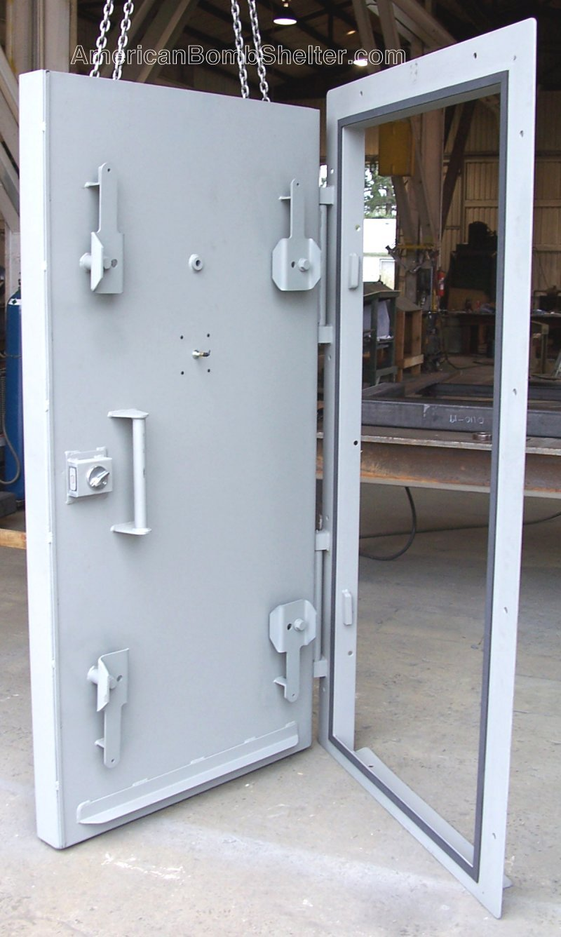 Blast And Ballistic Doors From American Safe Room