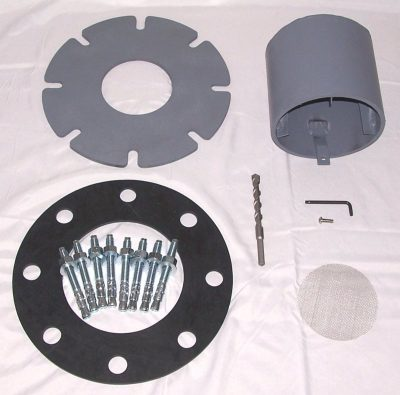 vent pipe kit 01 800w