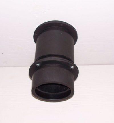 Overpressure valve in a safe room