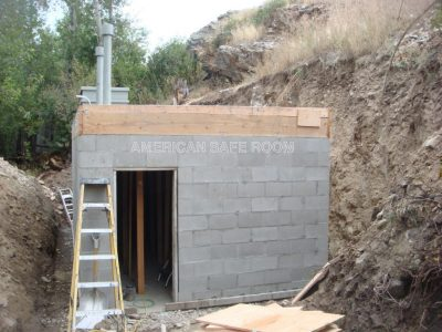 Shelter Build Series 2 American Safe Room S Underground